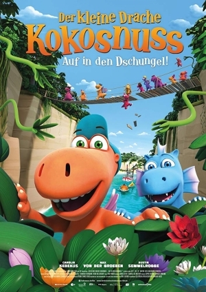 Coconut the Little Dragon 2 Into the Jungle (2019)